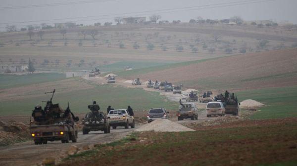 Heavy Losses Inflicted upon Terrorists in Daraa despite ...
