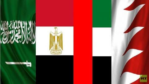 Qatar Gulf states