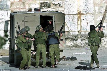 Israeli arrests