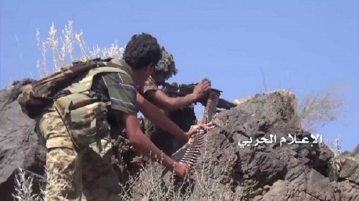 Yemeni revolutionaries