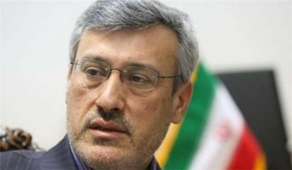 Iran UK envoy Hamid Baeedinejad