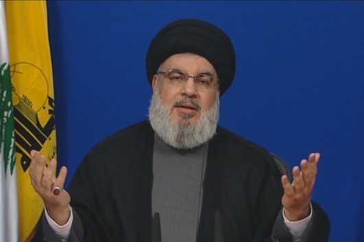 Hezbollah Secretary General Sayyed Hasan Nasrallah