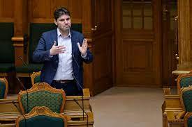 Mads Fuglede, immigration spokesman of Denmark's liberal-conservative Venstre party.