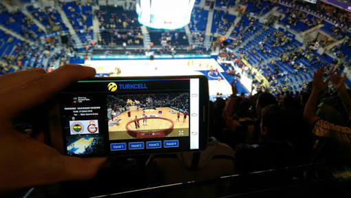 Turkcell and Ericsson have demonstrated the first immersive live HD mobile experience