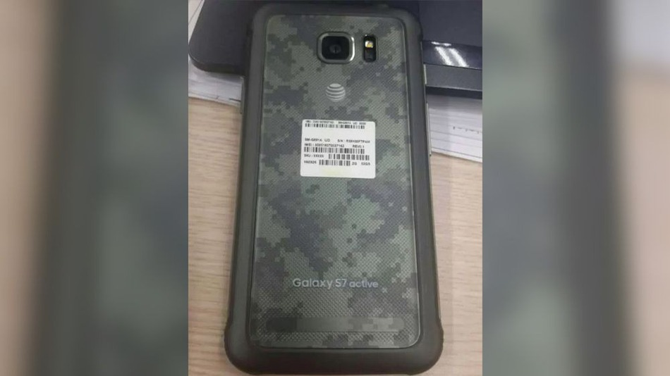 Tougher, more rugged 'Galaxy S7 Active' is likely an AT&T exclusive