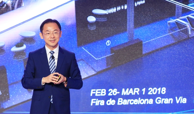 Huawei will go Beyond Traditional Boundaries to Enable a Fully-connected, Intelligent World