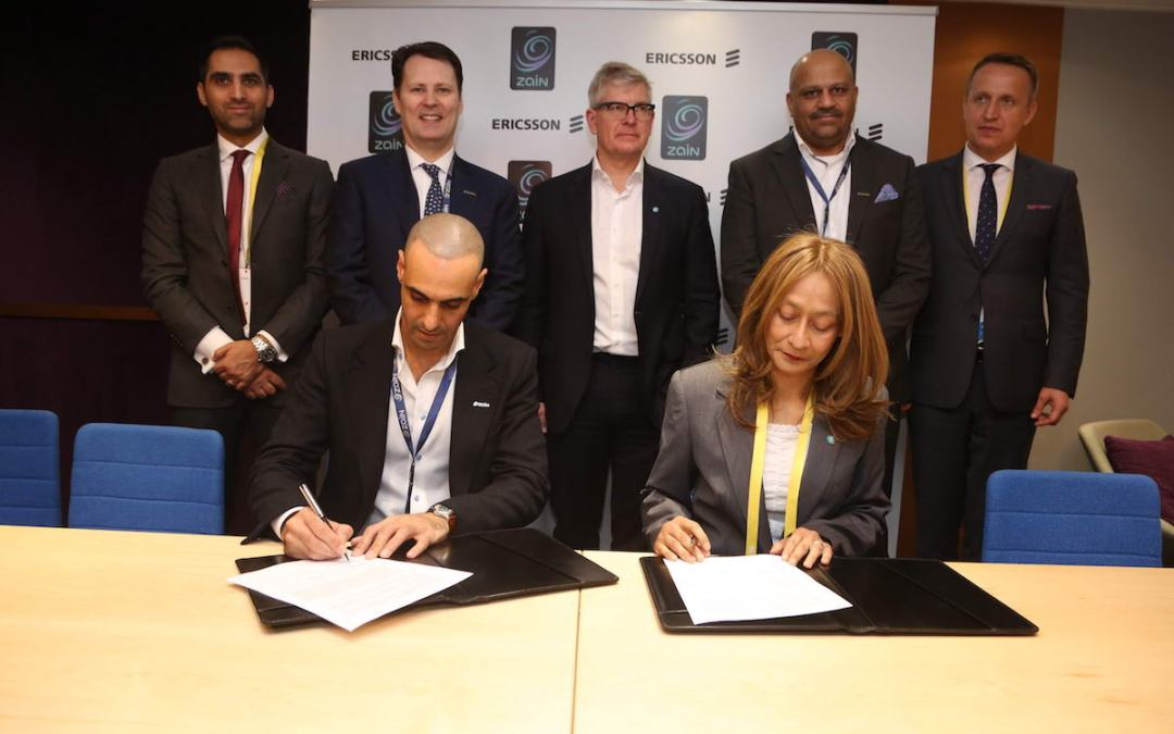 Zain Group and Ericsson Create Roadmap To 5G