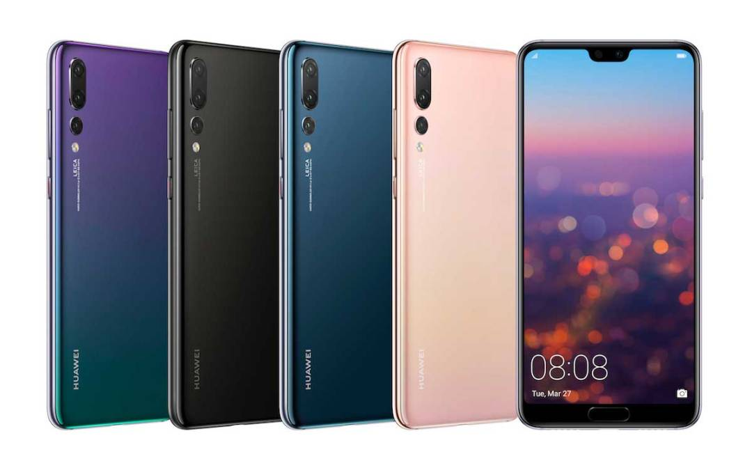 HUAWEI P20 Pro marks a new Era of smartphone photography with the world's first Triple Leica Camera 40MP