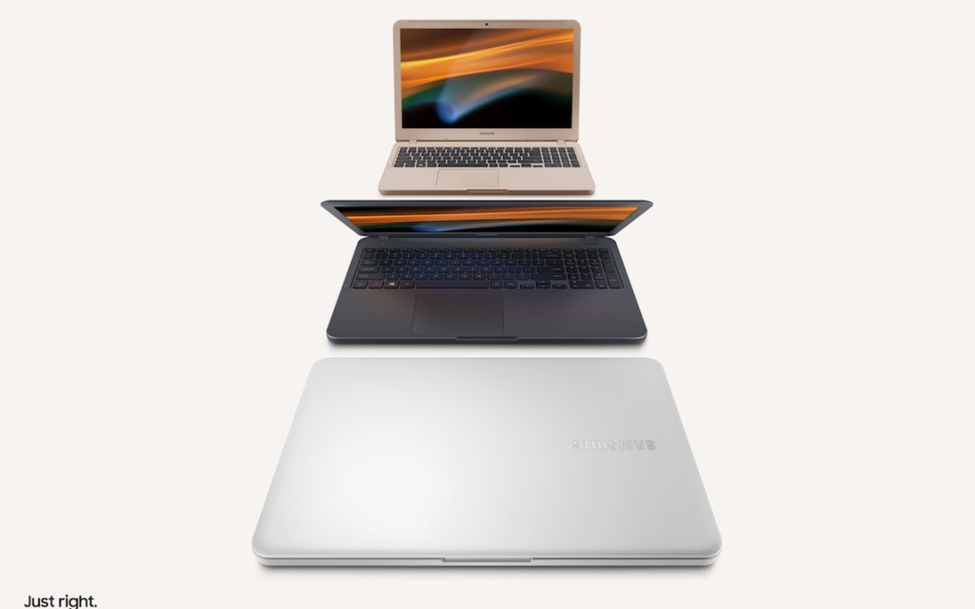 Samsung Launches the Notebook 5 and Notebook 3 for Everyday Premium Computing