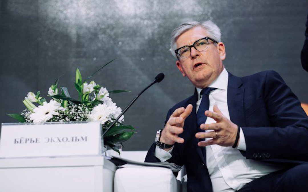 Börje Ekholm: 5G IoT to change how we work and live