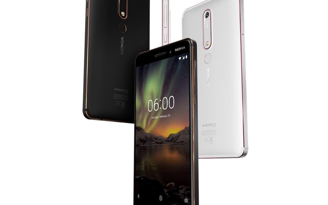 The latest Nokia Smartphones Nokia 7 Plus and Nokia 6 arrive in Lebanon