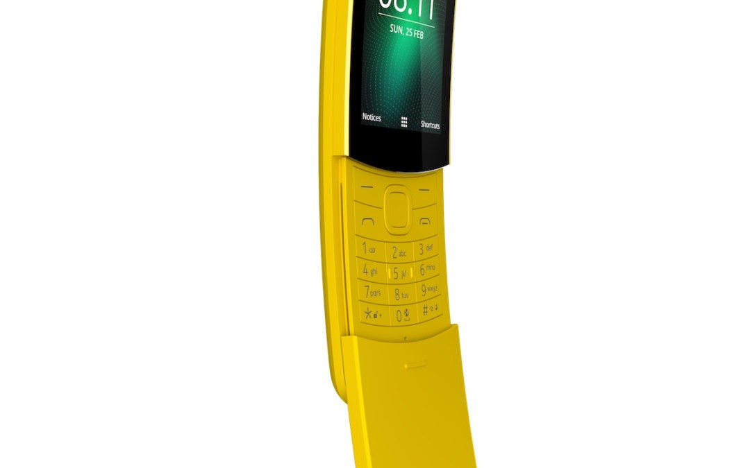 The legendary Nokia 8110 now on 4G network to be available from 21st of May