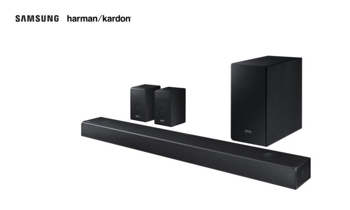 Introducing The New Co-Branded Samsung Harman Kardon Premium Soundbars Is A Win For Consumers Who Will Have The Best of Video, Sound & Design In One Striking Package