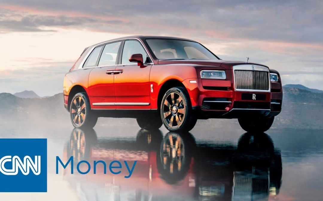 Check Out The First SUV from Rolls-Royce Cullinan 2019 Which Is Named After The World's Largest Uncut Diamond!