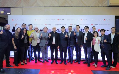 Huawei brings 'Intelligent Life' retail concept to Lebanon with new flagship store