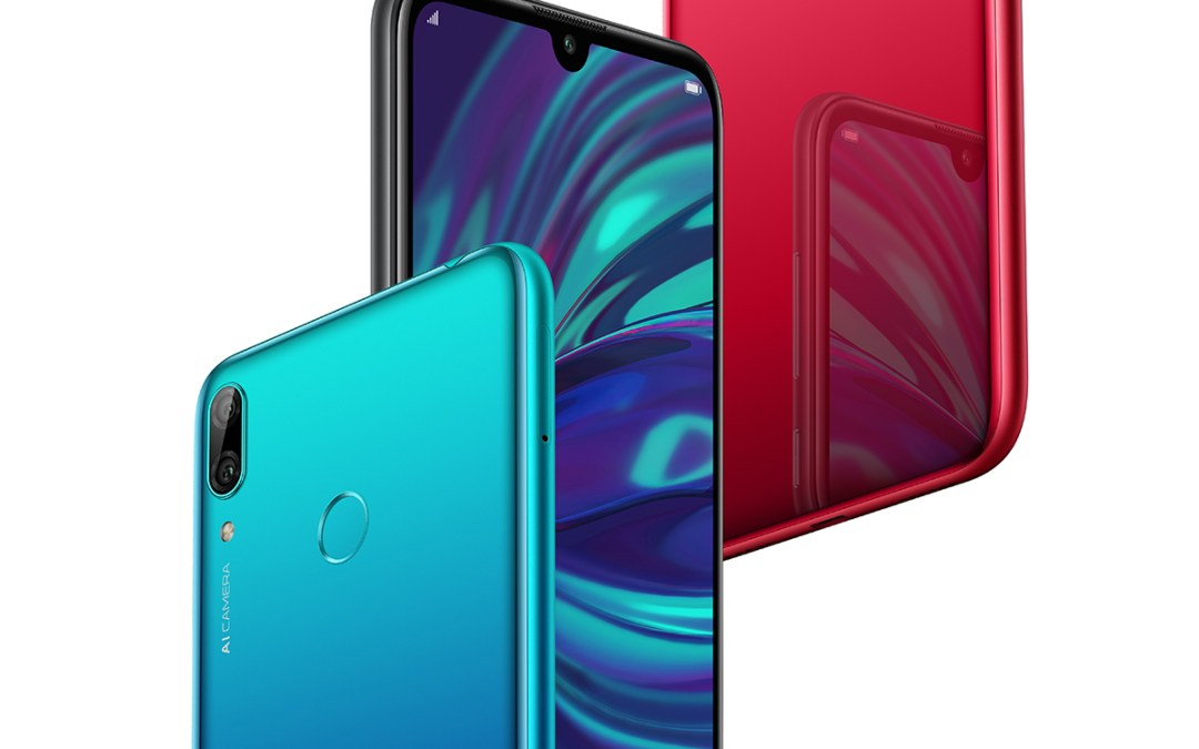 Huawei Y7 Prime 2019 is available for pre-order in Lebanon