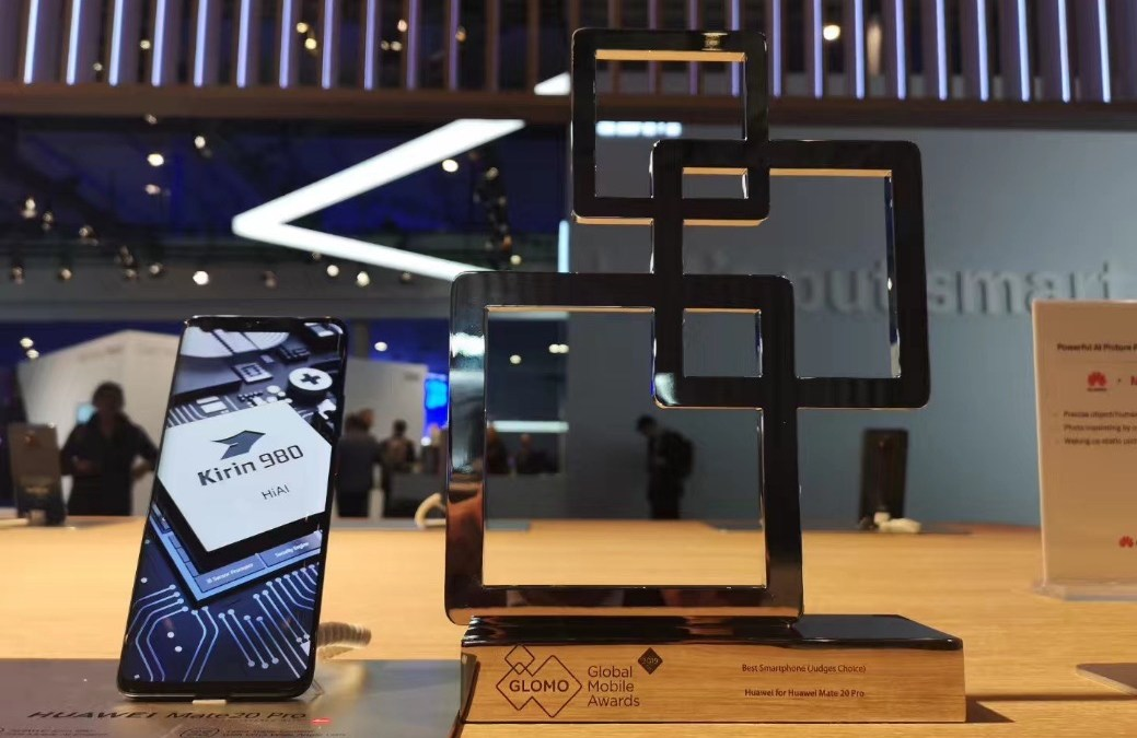 """HUAWEI Mate 20 Pro Wins it's first """"Best Smartphone"""" at MWC Barcelona 2019"""