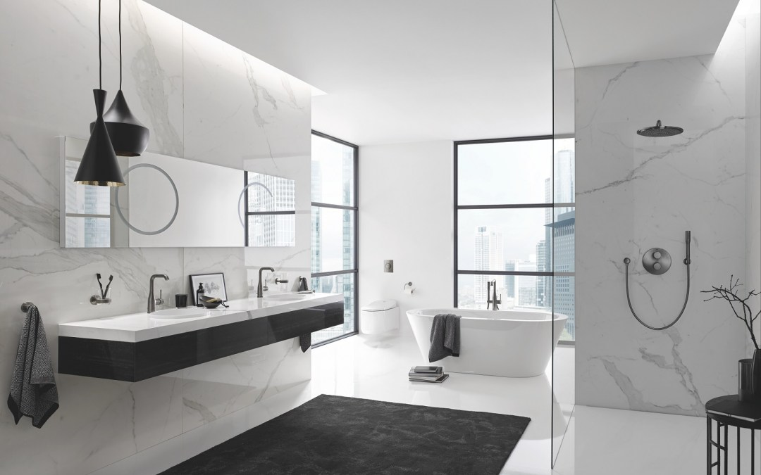 GROHE's Manual Bidet Seat and Smart Toilet Provide Ultimate Hygiene
