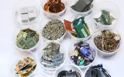 International E-Waste Day: 57.4M Tonnes Expected in 2021  only 17% recycled