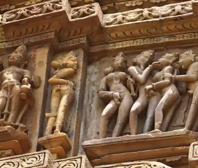 India Is Perceived As The Land Of Kamasutra Thanks To Khajuraho