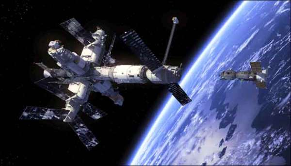 International Space Station successfully completes 100 ...