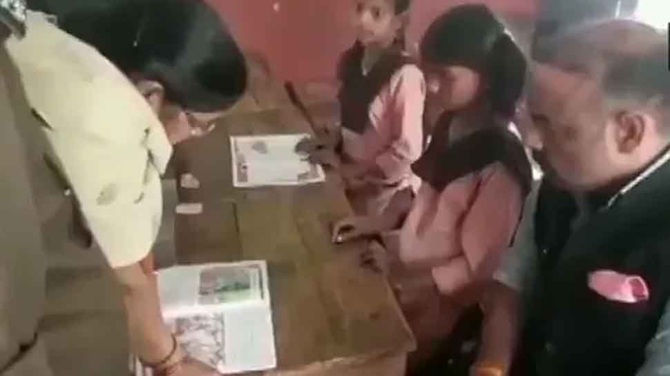 District Judge Suspends Fake English Teacher On The Spot In UP