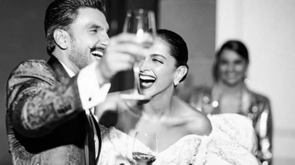 This pic of Deepika Padukone and Ranveer Singh will make your coronary heart skip a beat