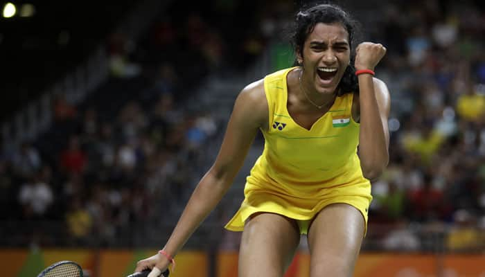 PV Sindhu sends an active tweeter with the post 'I Rest';  Parents say 'we are not surprised'