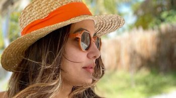 Hina Khan posts mesmerising pictures from her vacation in Maldives on Instagram – Take a look