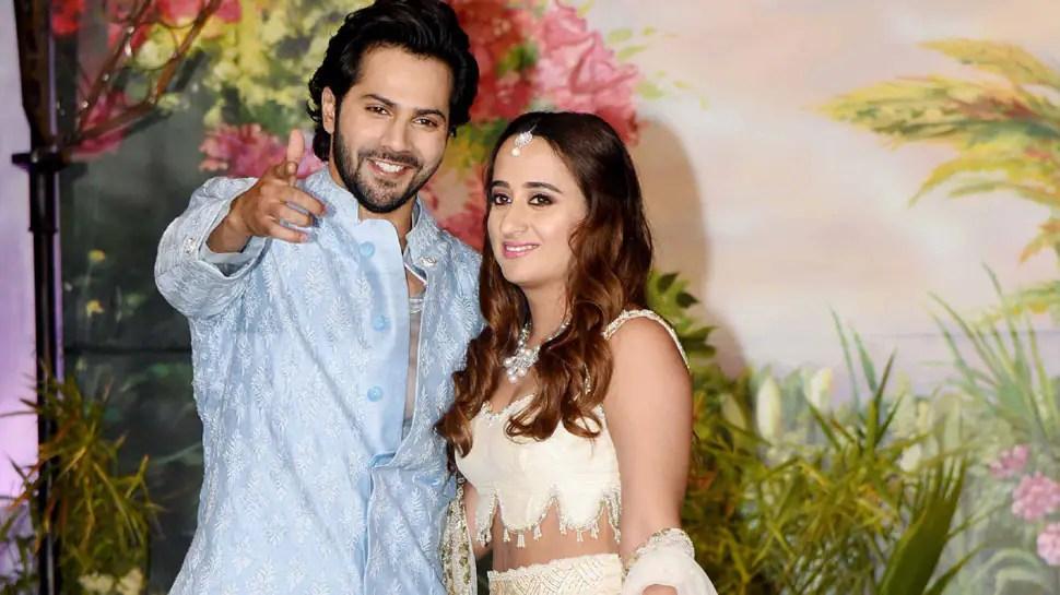 Confirmed! Varun Dhawan and girlfriend Natasha Dalal getting married on this date | People News | Zee News