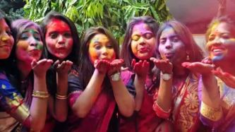 Easy tips can protect you play a safe Holi