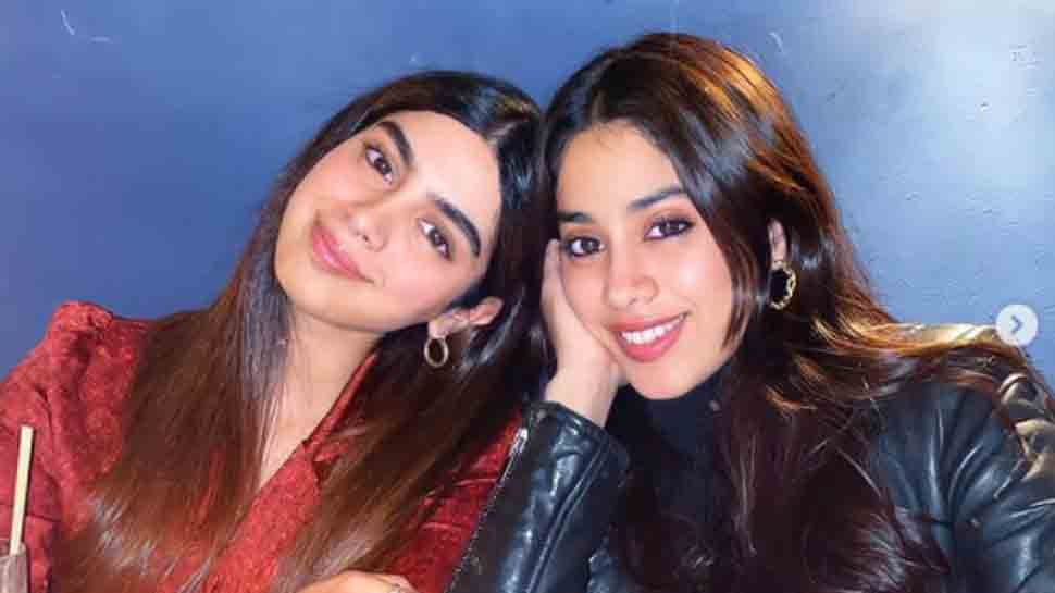 Janhvi Kapoor shares glimpses of New York City outing with sister Khushi Kapoor