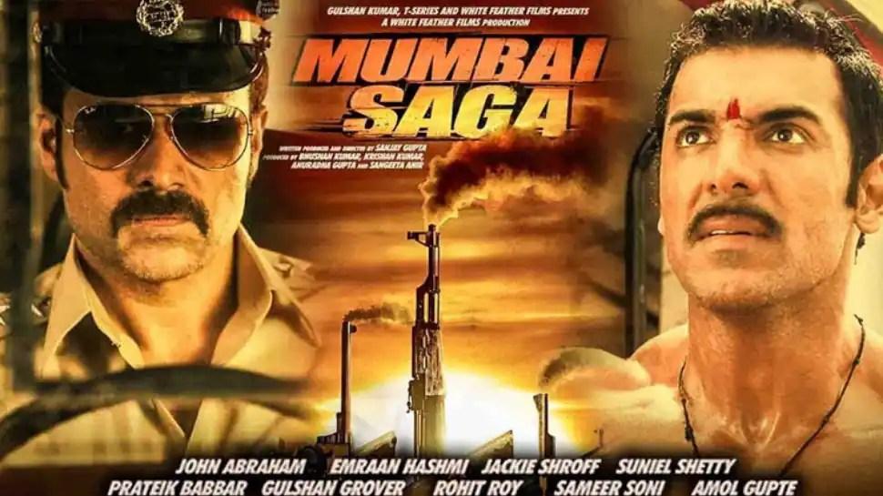 John Abraham, Emraan Hashmi starrer 'Mumbai Saga' to premiere on Amazon Prime on April 27