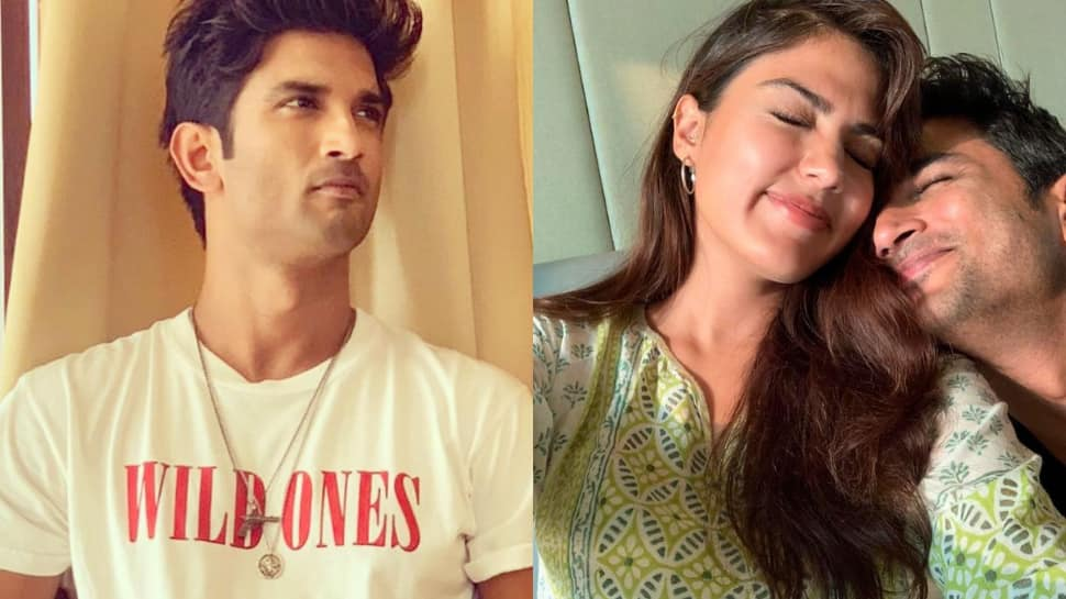 Sushant Singh Rajput's sister Priyanka and brother-in-law consumed marijuana with him: Rhea Chakraborty to NCB
