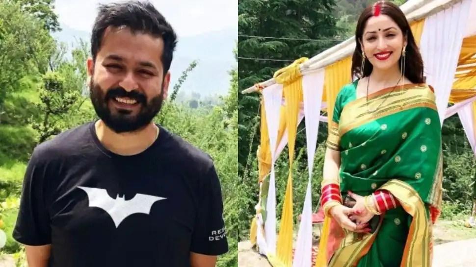 Yami Gautam and hubby Aditya Dhar make first public appearance post-wedding! In pics