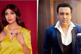 Shilpa Shetty, Govinda shake a leg to 'Lal Dupatte' song on Super Dancer 4