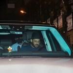 Salman Khan visits Shah Rukh Khan's residence after Aryan Khan's arrest by NCB 💥👩👩💥