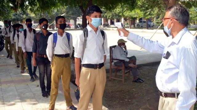 Schools amid COVID-19 pandemic
