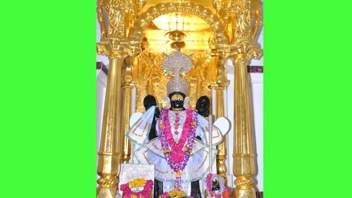 Shamlaji Vishnu