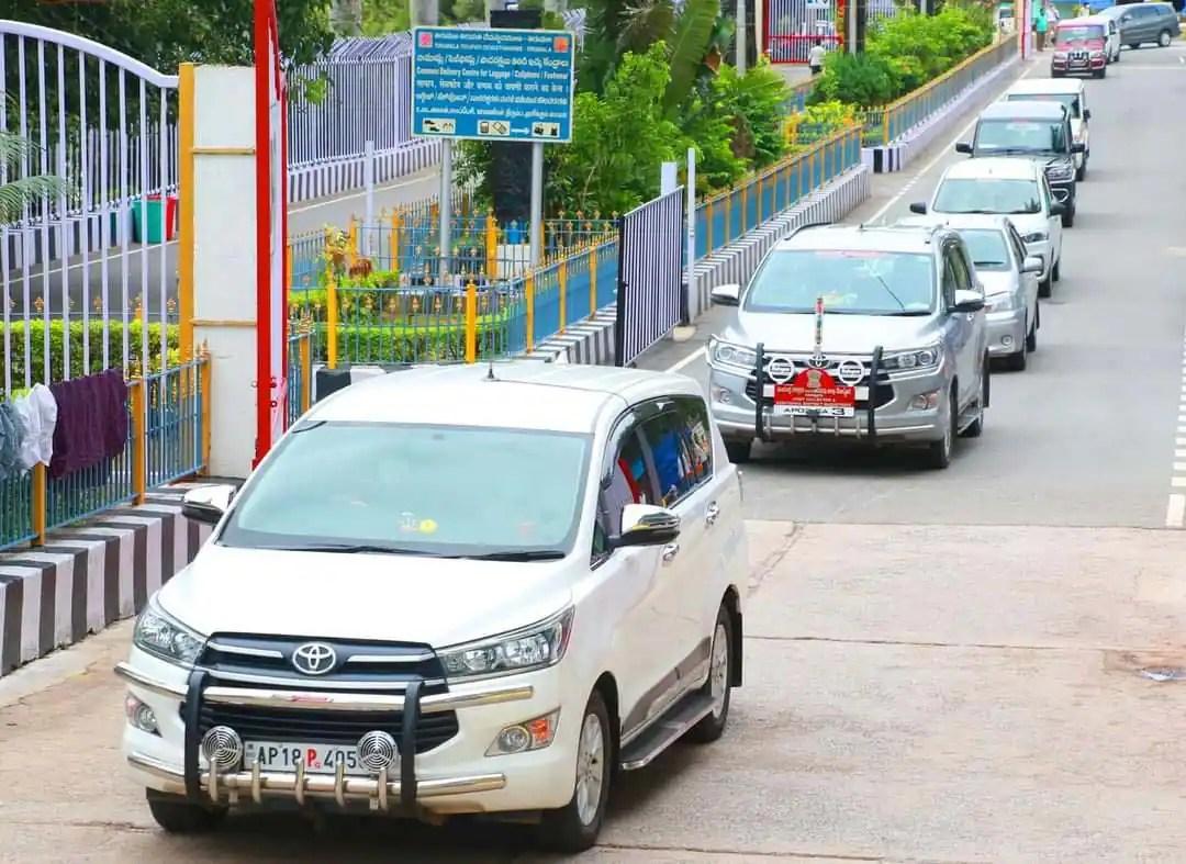 ₹200కోట్లతో తిరుమలలో కర్ణాటక ప్రభుత్వ అతిథిగృహాలు