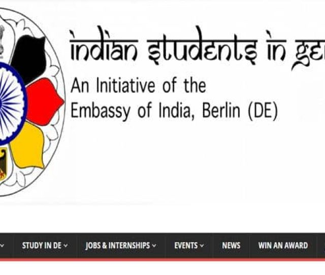 Portal Launched On Education In Germany For Indian Students
