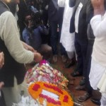Syed Asharf laid to eternal rest at Banani graveyard