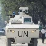 Accident involving UN armored vehicle kills four in Haiti