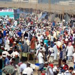 First phase of Biswa Ijtema begins