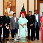 PM appreciates pilots, crew of Biman exposed to hijack threat