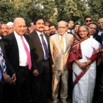 PM hosts tea party for political leaders