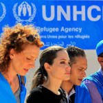 Hollywood megastar Jolie in Cox's Bazar to see Rohingyas