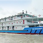 Madhumoti starts cruise for Kolkata on March 29