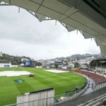 Rain ruins entire first day's play of NZ-Bangladesh second test