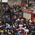 'At least 10 children' in collapsed Lagos building: rescuer